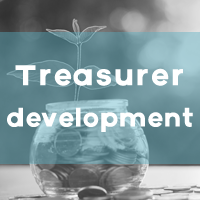 Introduction core team Treasurer Development