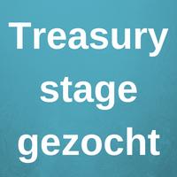 Stageplek gezocht | Wetenschappelijke onderzoeksvraag op het gebied van treasury