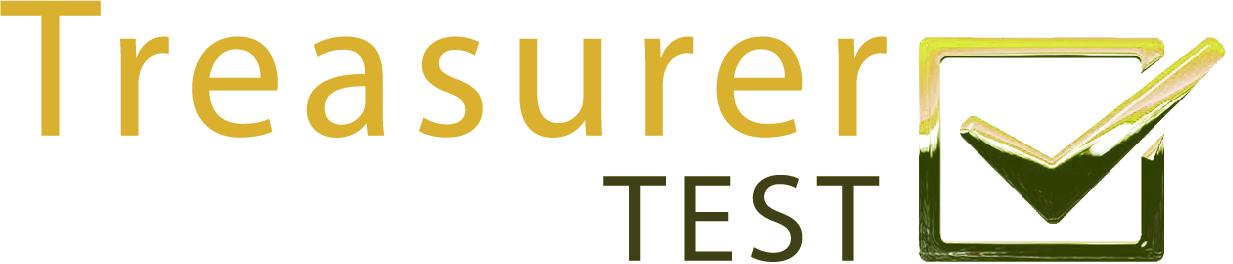 Treasurer Test