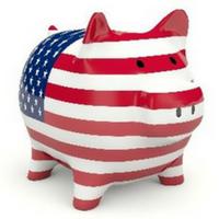 De VS, een spaarvarkentje vol veilige dollars?