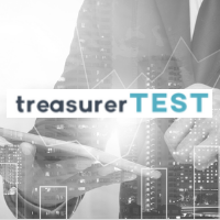 REMINDER: TREASURER TEST, YOU CAN BE ONE OF THE LAST PEER GROUP MEMBERS!