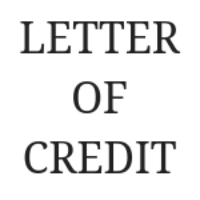 Corporate Trade Finance Products : Letter of Credit