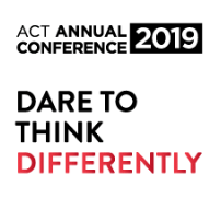 the ACT Annual Conference 2019 starts today