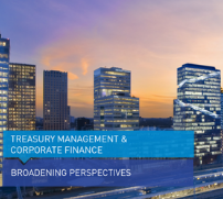 New generation treasurer studies at the Vrije Universiteit